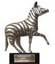 Zilveren Zebra