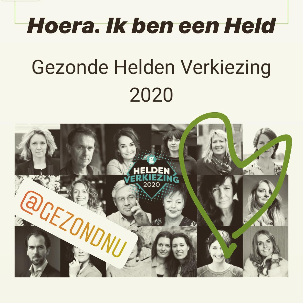Nevejan is a Health Hero 2020