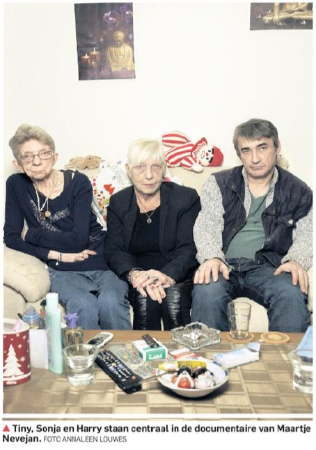 Harry, Tiny & Sonja – AD Rotterdam