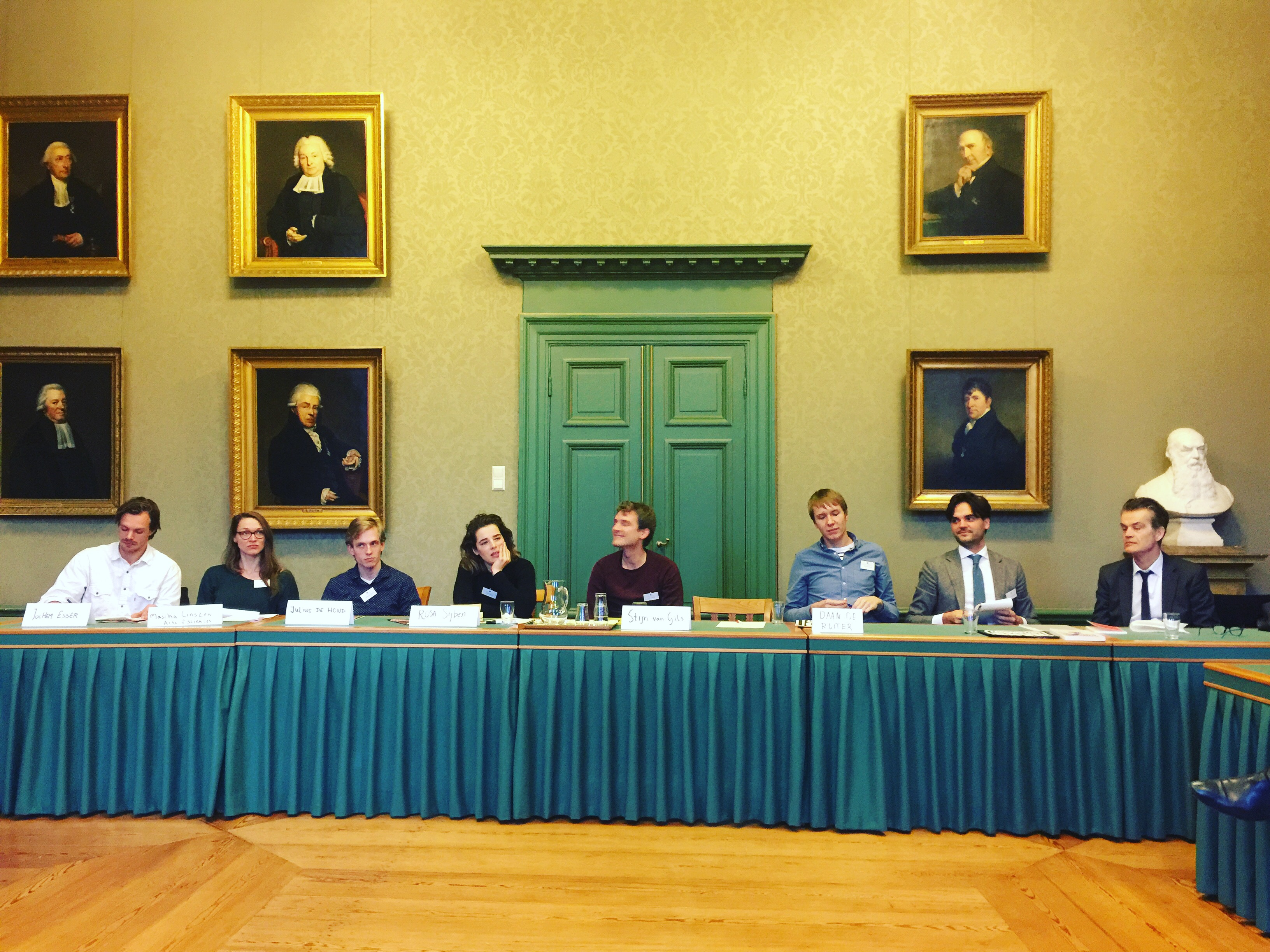 Royal Academy of Arts and Science (KNAW) Presentation of the research IYANTWAY.