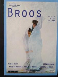 Affiche van de film Broos
