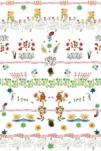 Lupine-Flowers