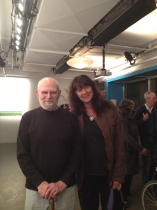 Nevejan went to New York to meet Dr Oliver Sacks in 2013