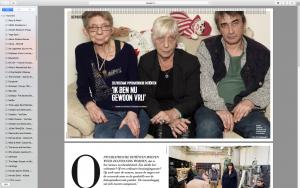 Vrij Nederland foto artikell