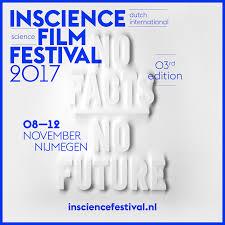 Nevejan op het InScience Festival Nijmegen.