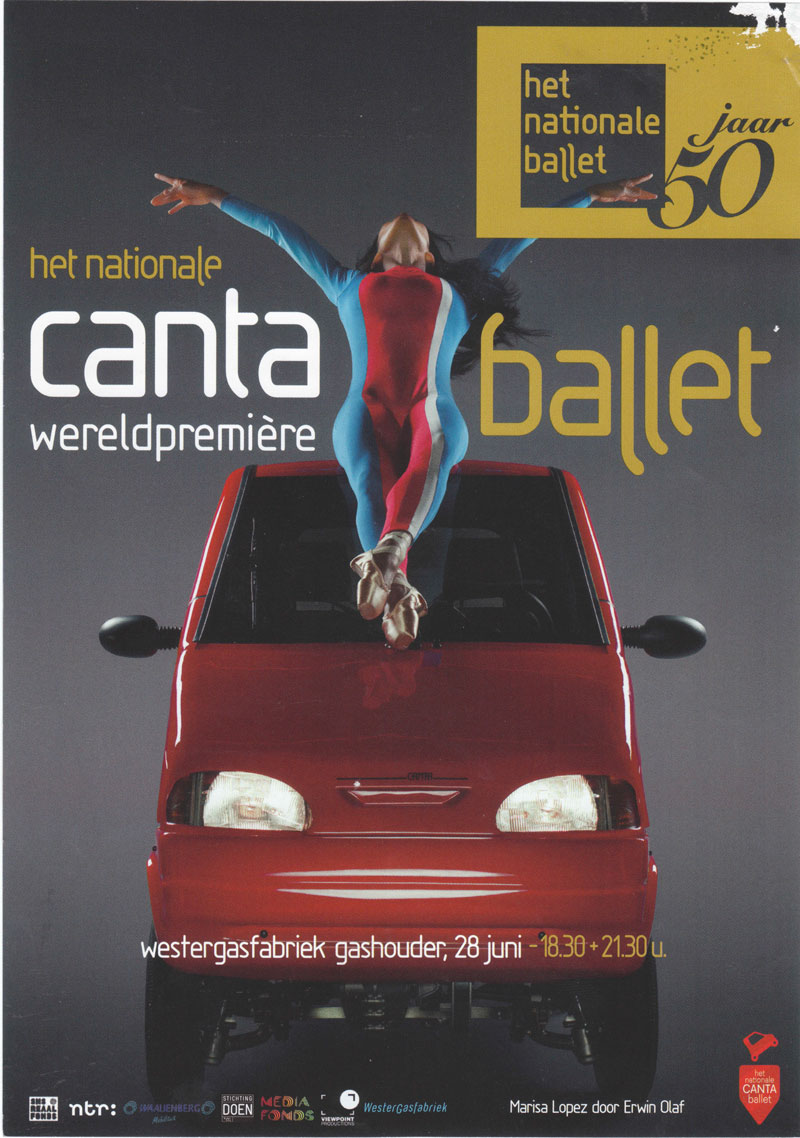 Het Nationale Canta Ballet
