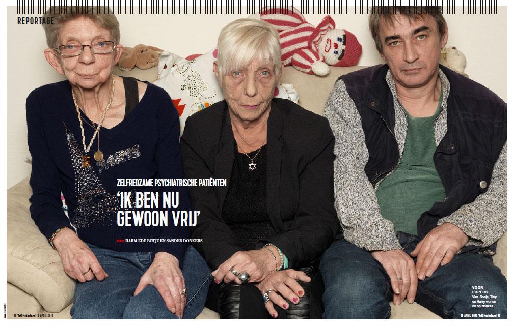Harry, Tiny & Sonja – Vrij Nederland