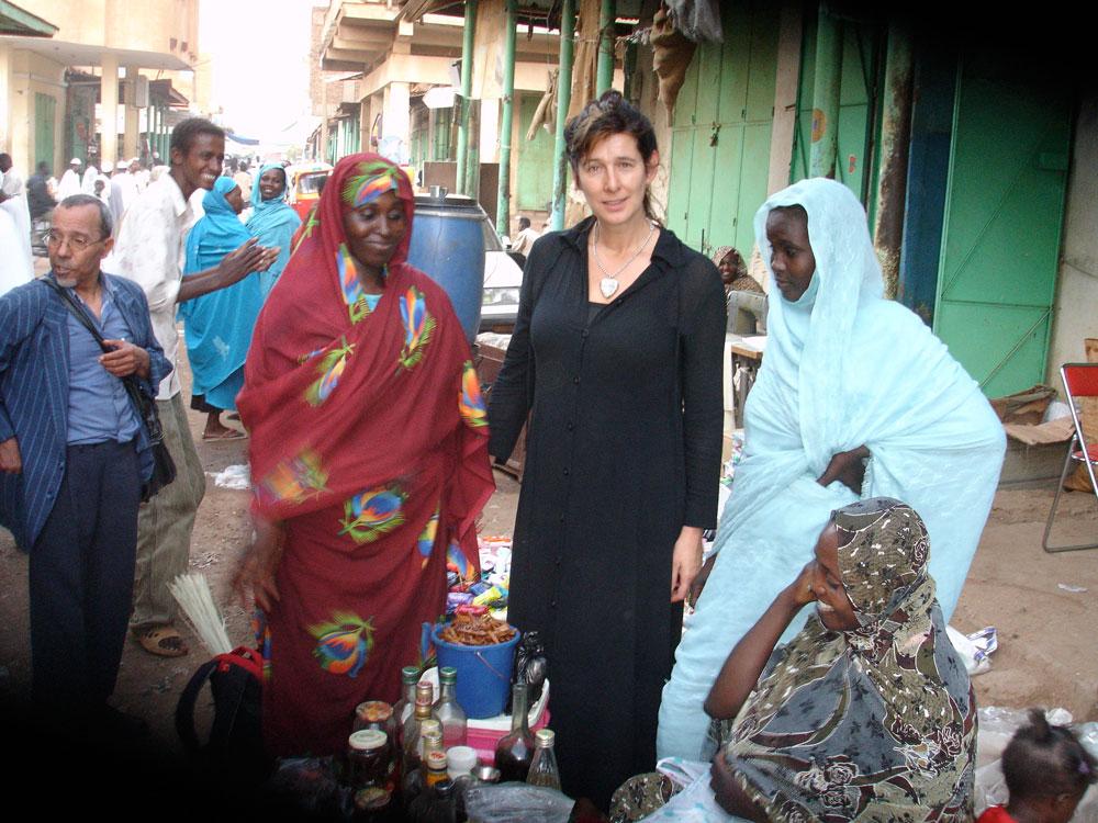 Liefdeselixer in Sudan